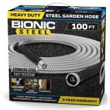 Bionic Steel 304 Stainless Steel Metal Garden Hose