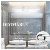 NIDB Aipsun 31.5 inch Dimmable Modern LED Vanity L
