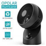 OPOLAR 2020 Whole Room Air Circulator Fan with 360