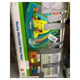 USED Little Tikes Rocky Mountain River Race Inflat