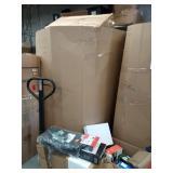 Manifested Overflow Pallet 1  MSRP $2325