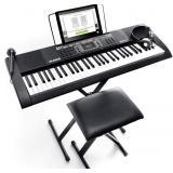 Alesis Melody 61 MKII - 61 Key Music Keyboard / Di