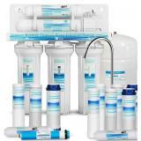 Geekpure 5 Stage Reverse Osmosis Drinking Water Fi