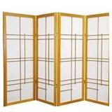 Oriental Furniture Contemporary Modern Decor 48-In