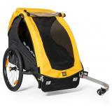 Burley Bee, 1 Seat, Lightweight, Kids Bike-Only Tr