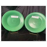 vintage fiesta plates