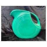 Disk pitcher