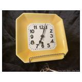 Vintage German Ceramic clock
