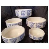 German nesting bowls