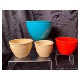 Fiesta Mixing Bowls