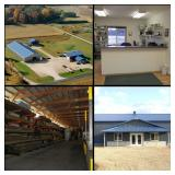 Commercial Property on 5 Acres