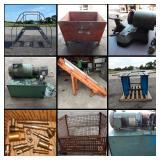 Electrical, Conveyor & Industrial Equipment & Supplies