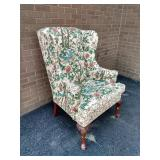 Gilliam Upholstered Wing Chair