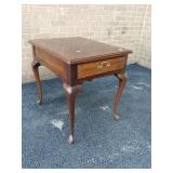 Councill QA Style End Stand w/Drawer
