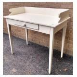 Lexington Destressed Painted Desk