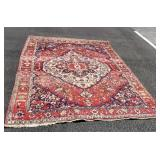 Hand Knotted Persian Room Size Rug