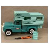 Buddy L camper