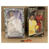 Michael Jackson & Eliz. Taylor