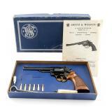 S&W 53 .22 Rem Jet Revolver