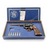 S&W Model 53 .22 Remington Jet Revolver
