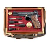 Winston Churchill Engraved Smith & Wesson 51-2