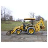 ONLINE ONLY CONSTRUCTION AND FARM EQUIPMENT AUCTION