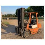 Contractor Liquidation, Truck, Forklift, Welder, Trailer,etc