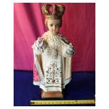 """religious fig    23"""" tall"""