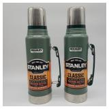 Vintage Stanley Classic Thermoses