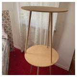 2 Round Side Tables