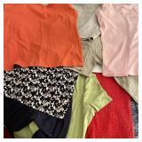 Ladies Knit Tops Sizes Small Petite to 20W