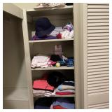 Ladies Shelf in Closet Shelf