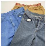 Vintage Jeans/Pants Gloria Vanderbilt, Frontier,