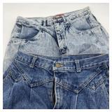 Vintage Bonjour & Zena Jeans