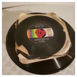 Lot of Vintage 45 Records/Regular size