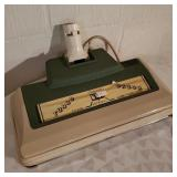 Vintage TurboTax Brush Vacuum Bottom