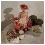 Lot of Sewing Items