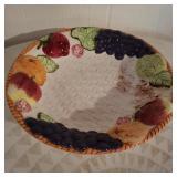 Vintage decorative Fruit Bowl