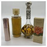 Vintage Perfume, Avon Rapture, Oriental Lotus,