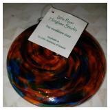 Vintage Glass Studio Hand-blown Glass Art