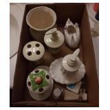 Bathroom Ceramics and Nightlights