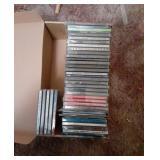 Box of CD