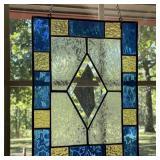 Stain Glass Window Hanging