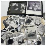 Black & White Photo Lot