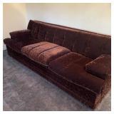 Vintage Brown Sofa