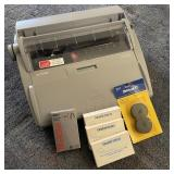 Brother SX4000 Electric Typewriter Model SX4000