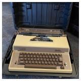 Vintage Royal Electric Typewriter Model Academy