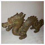 Vintage Decorative Dragon