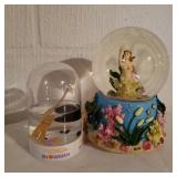 Vintage Snow Globes/ Music Box