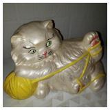 Vintage Cat Decoration 1984